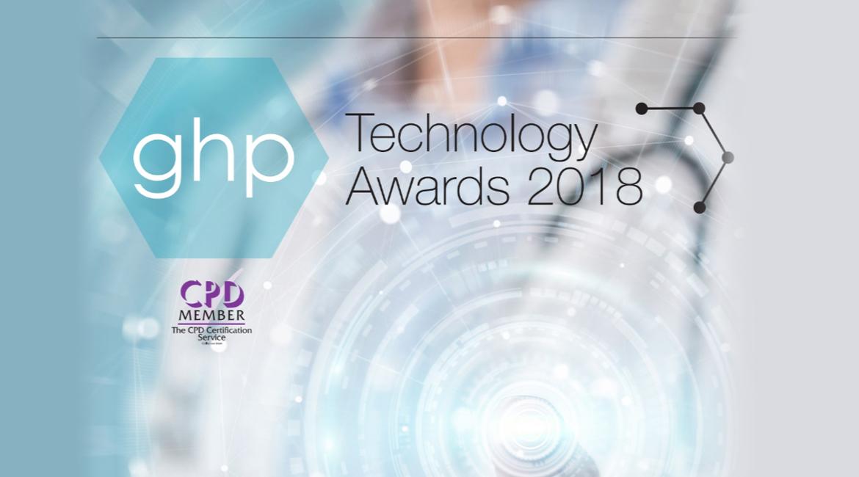 GHP Technology Awards Winner