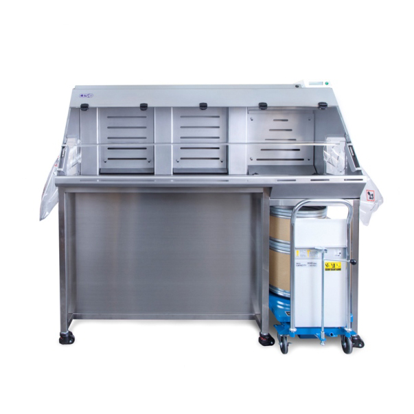 Bulk Powder Safety Enclosure