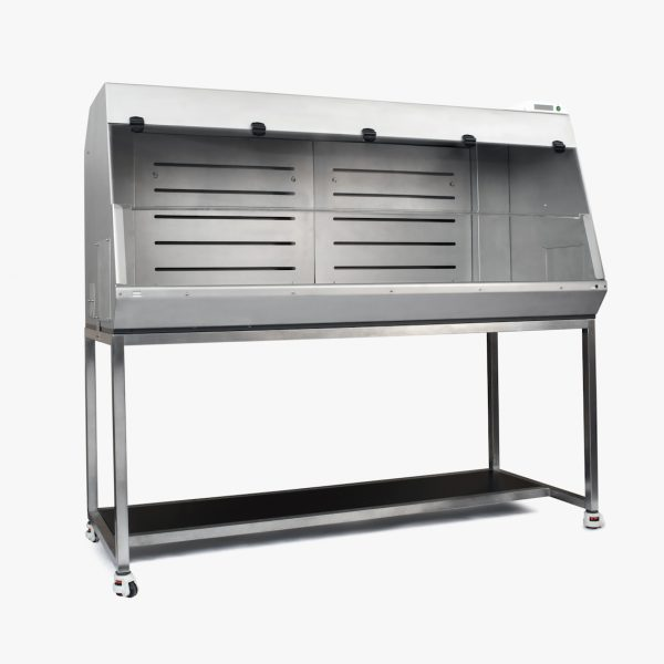 Stainless Steel Instrument laboratory safety enclosure for high potency powders