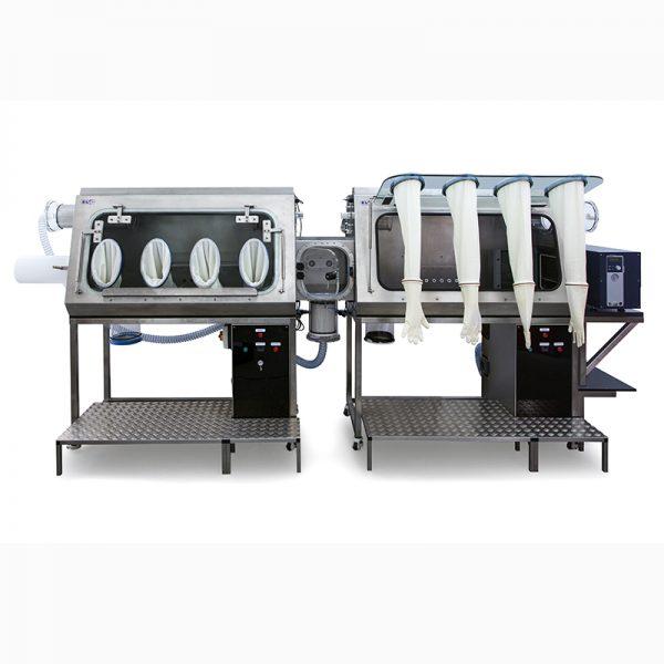 Powder Handling isolator -