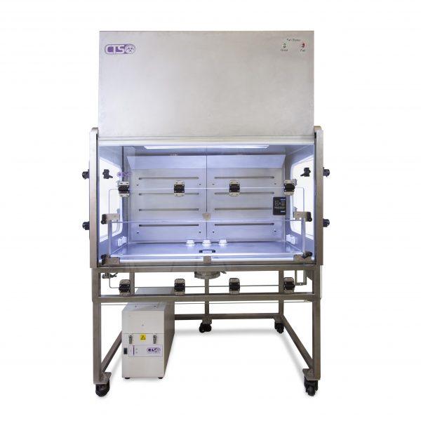 LEV Enclosures for High Potency Powders