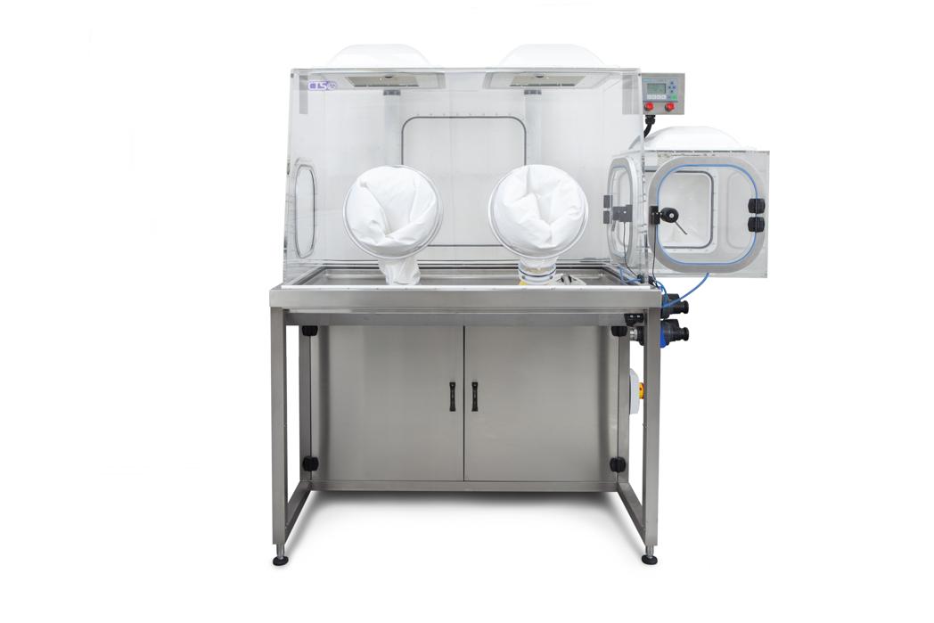 Hospital Isolator